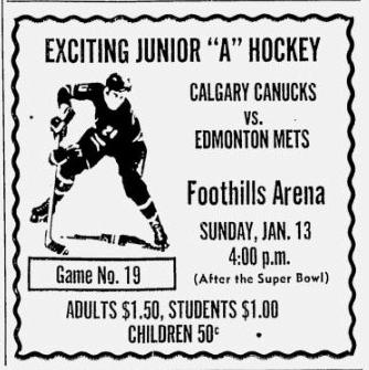 1973-74 AJHL Season