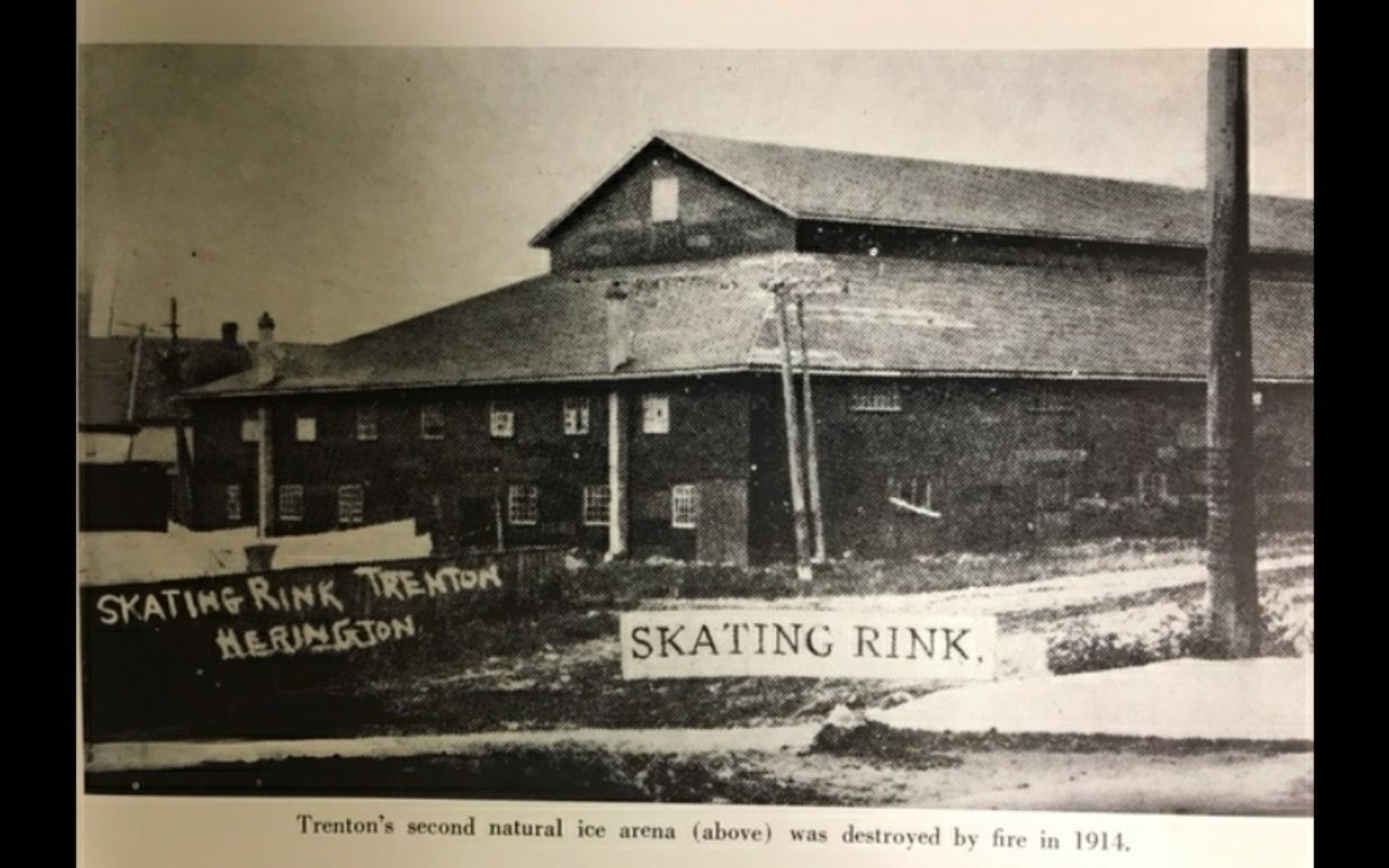 Trenton Skating Rink