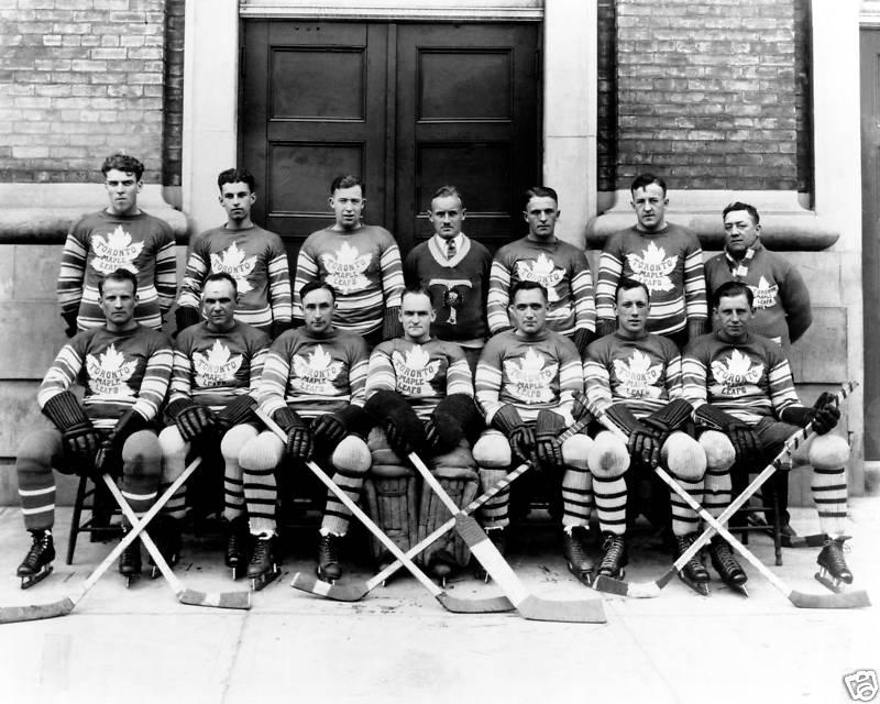 1927–28 Toronto Maple Leafs season