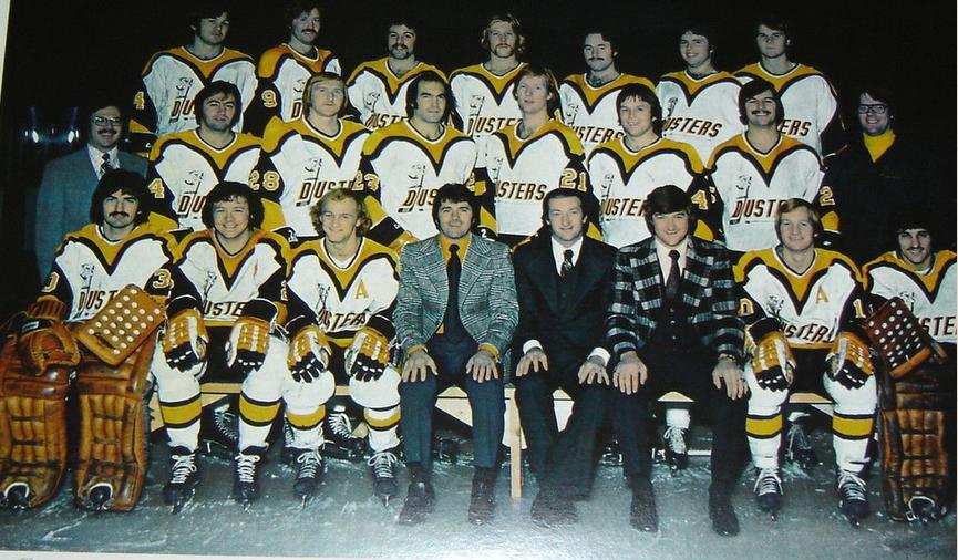 1974-75 NAHL season