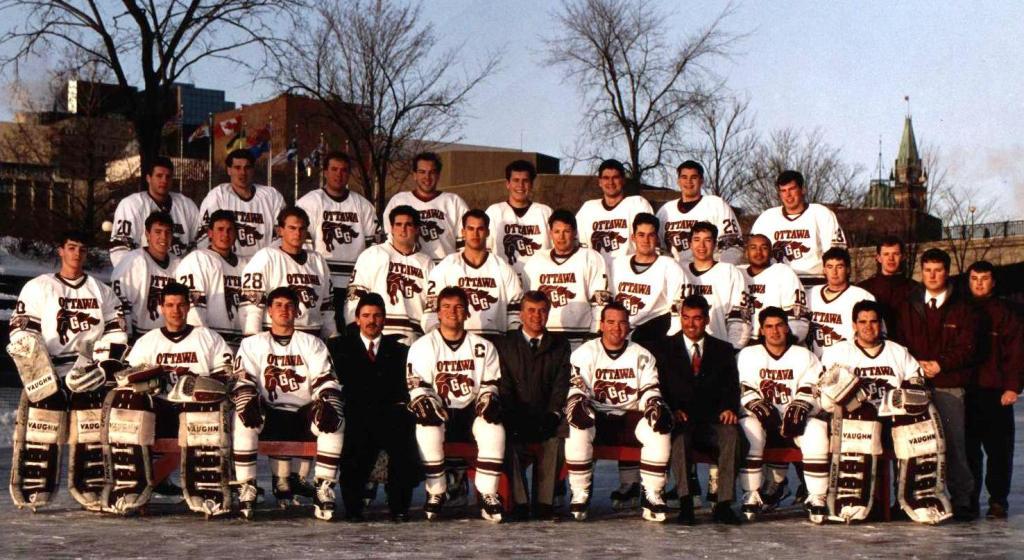 1992-93 OUAA Season