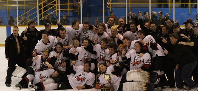 2010-11 EBJCHL Season