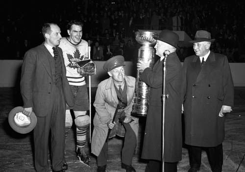 1942 Stanley Cup Finals