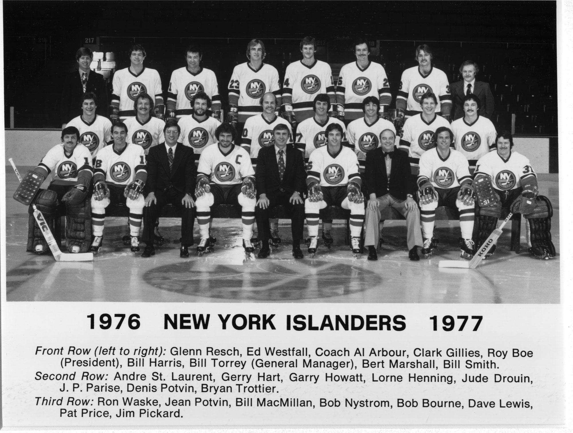 1976–77 New York Islanders season