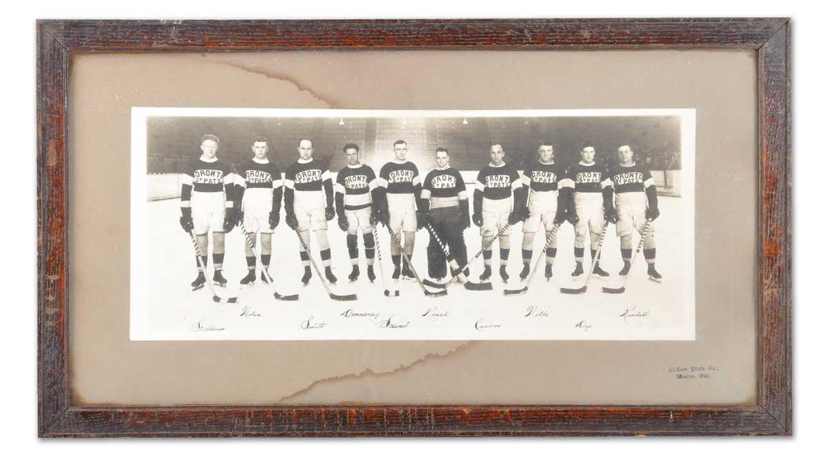 1921–22 Toronto St. Patricks season