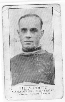 Billy Coutu