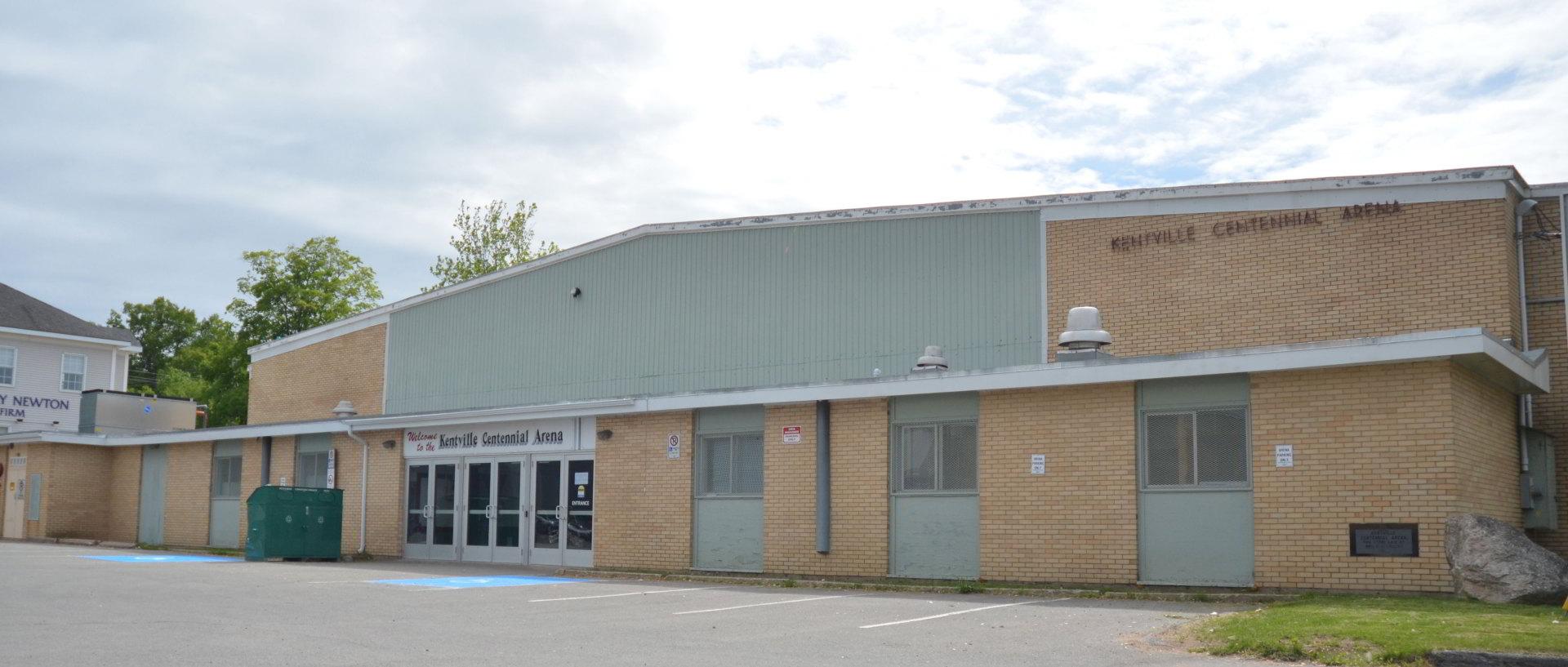 Kentville Centennial Arena