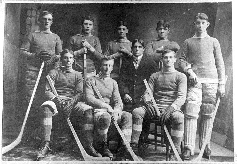 1909-10 OHA Intermediate Groups
