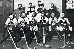 List of defunct NHL teams