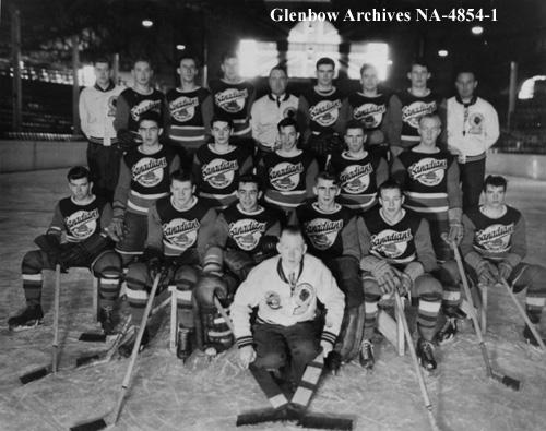 1945-46 Alberta Junior Playoffs
