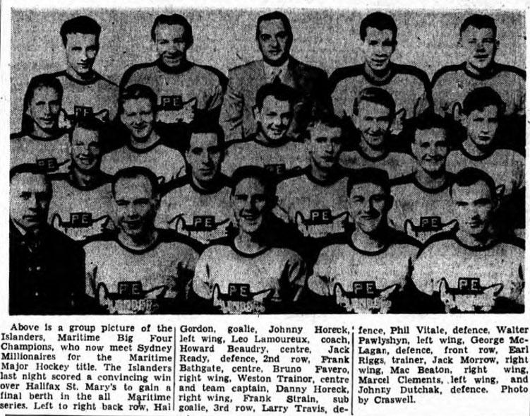 1950-51 Alexander Cup