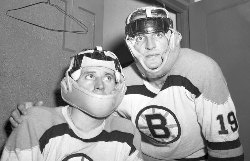 1958–59 Boston Bruins season