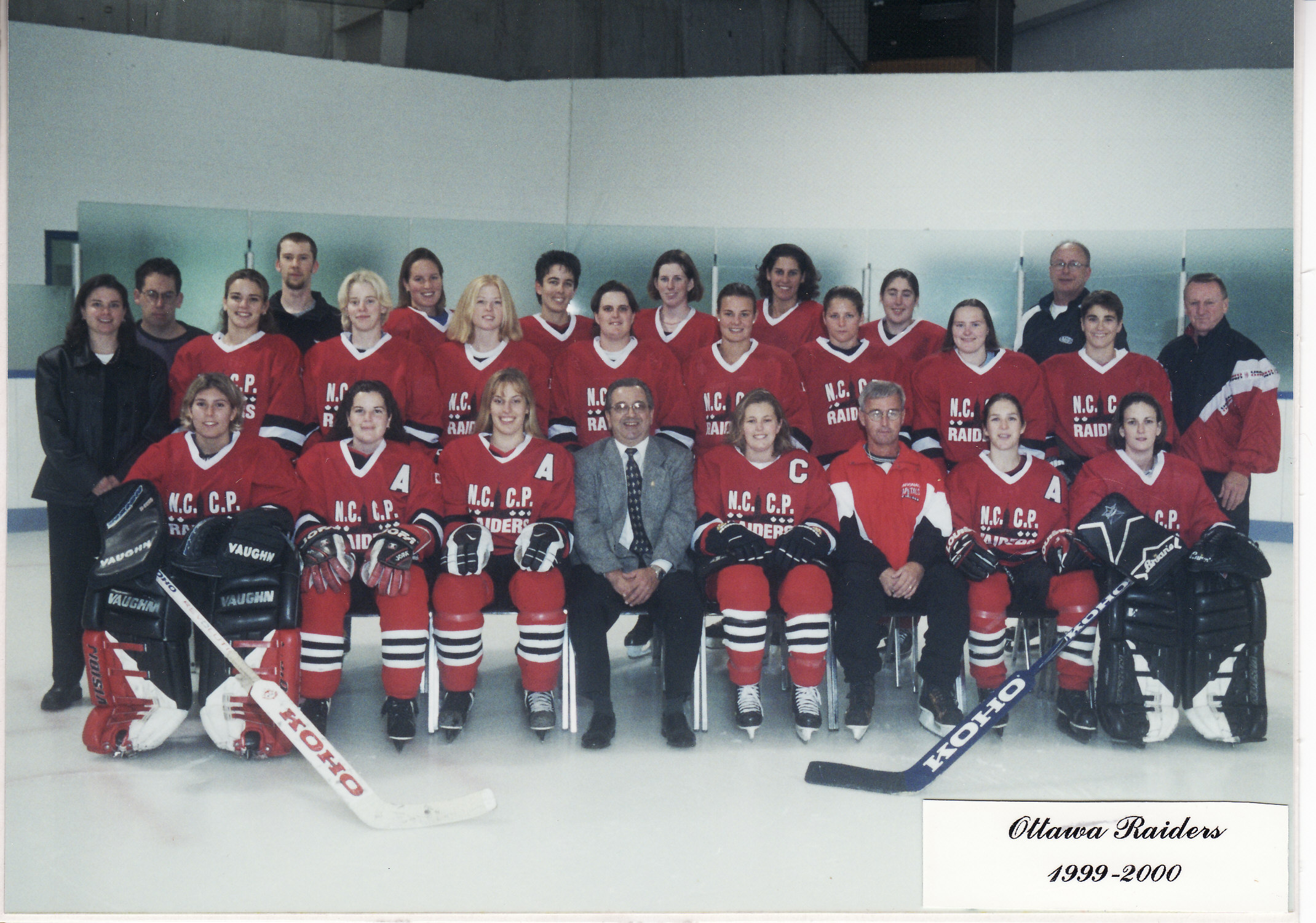 1999–2000 NWHL season