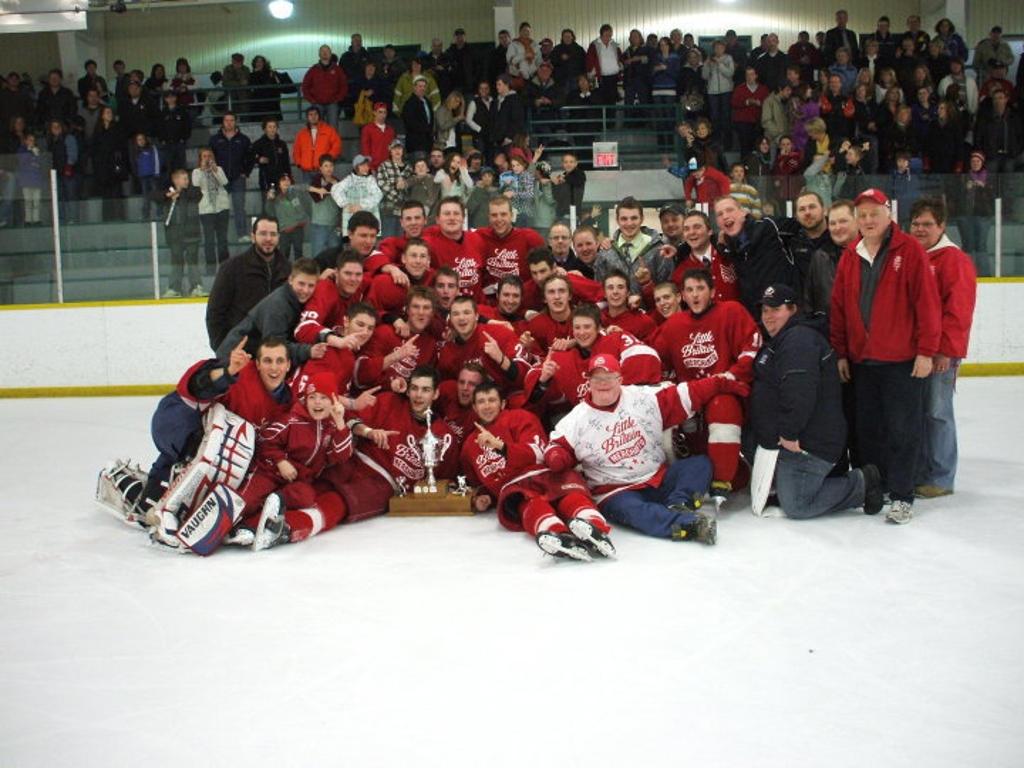 2009-10 COJCHL Season