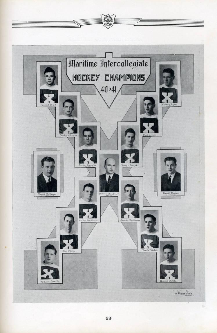 1940-41 MIAA Season