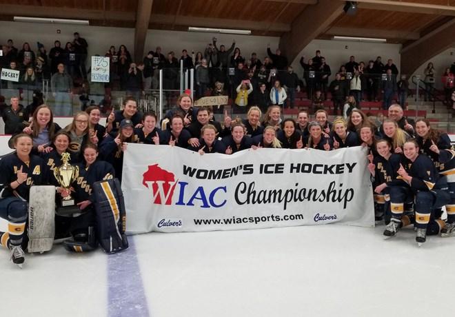 2017-18 WIAC Women's Season