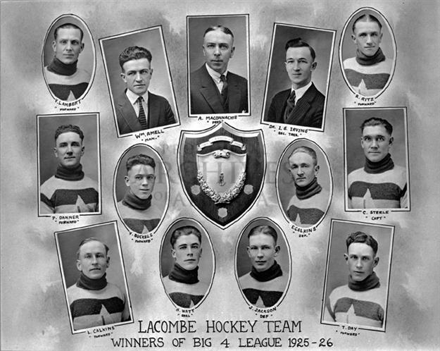 1925-26 Alberta Intermediate Playoffs