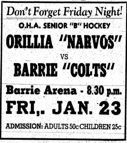 1947-48 OHA Senior B Season