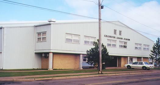 Colchester Legion Stadium