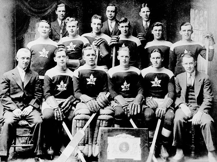 1930-31 UOV JHL Season