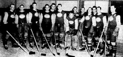 1957-58 Quebec Senior Playoffs