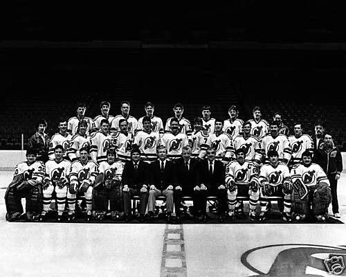1985–86 New Jersey Devils season