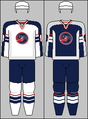 United States national ice hockey team jerseys 1998-2001