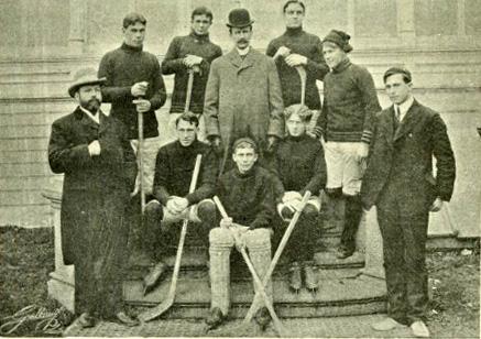 1901-02 OHA Junior Season