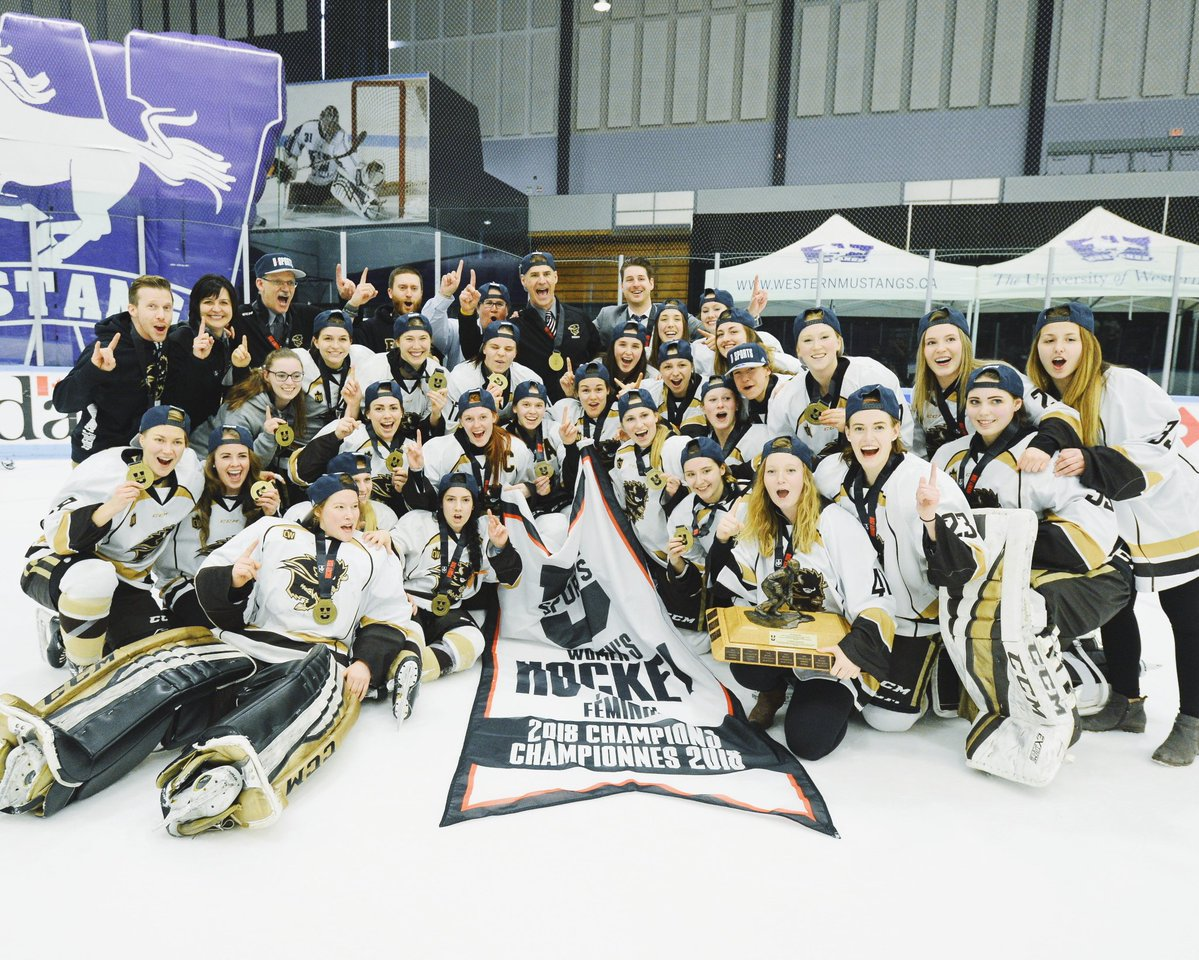 2018 U Sports Women's Championship