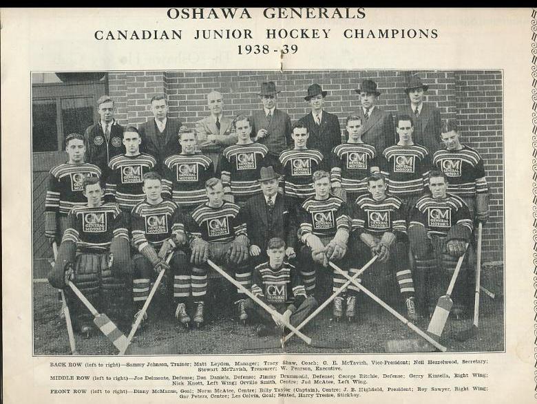 1938-39 Memorial Cup Final