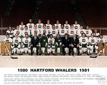 1980–81 Hartford Whalers season