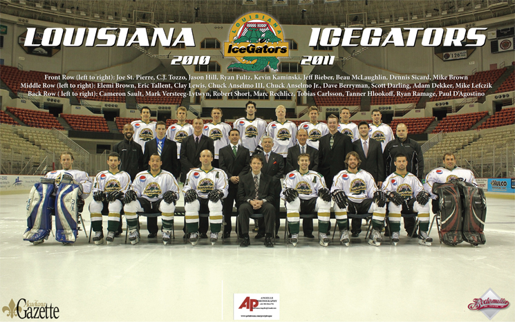 2010–11 Southern Professional Hockey League season