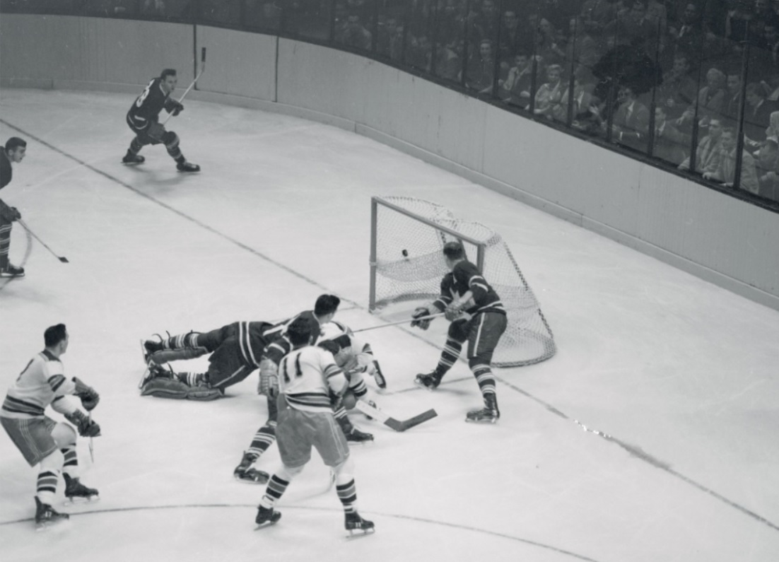 1955–56 New York Rangers season
