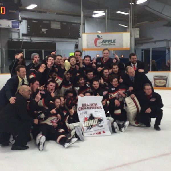 2015-16 SIJHL Season