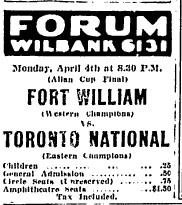 1931-32 Allan Cup Final