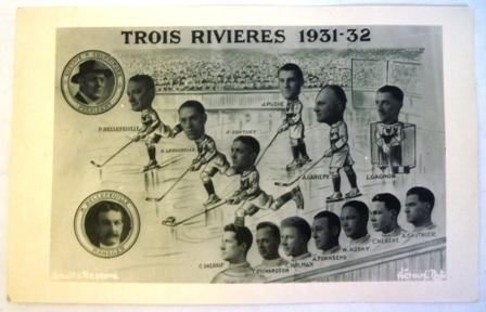1931-32 ECHA Season