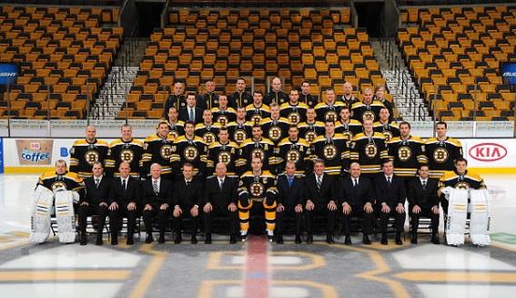 2012–13 Boston Bruins season