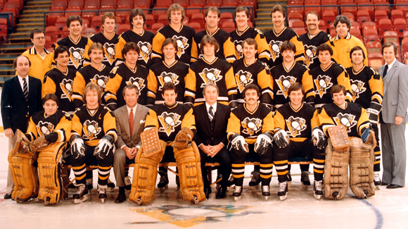 1982–83 Pittsburgh Penguins season