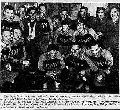 1942-43 British Columbia Senior Playoffs