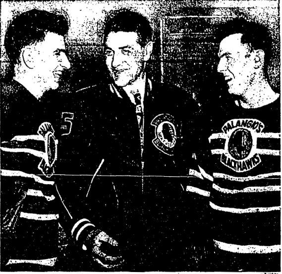1948-49 Northern Ontario Senior Playoffs