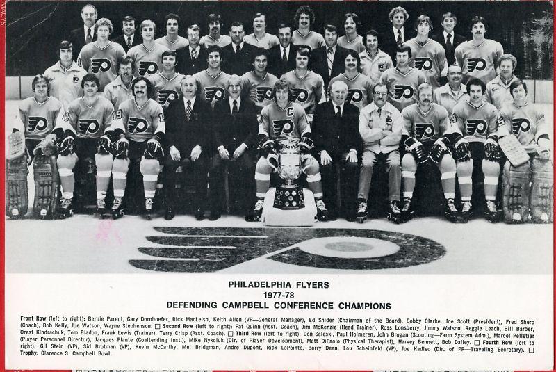 1977–78 Philadelphia Flyers season