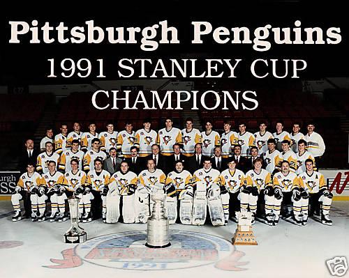 1990–91 Pittsburgh Penguins season