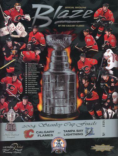 2004 Stanley Cup Finals