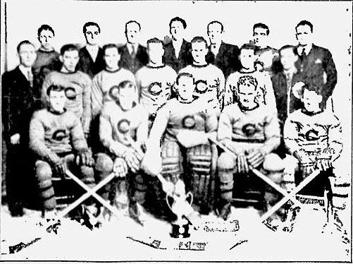 1936-37 Ottawa District Intermediate Playoffs