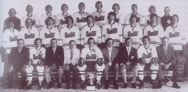 1972 Calder Cup Playoffs