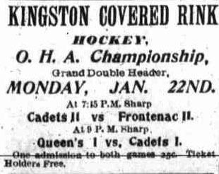 1899-1900 OHA Junior Season