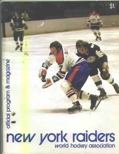 1972–73 New York Raiders season
