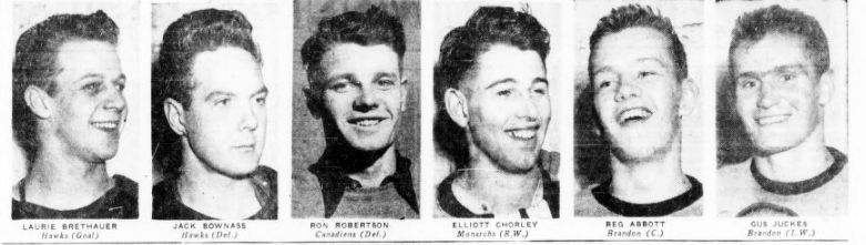 1949-50 MJHL Season