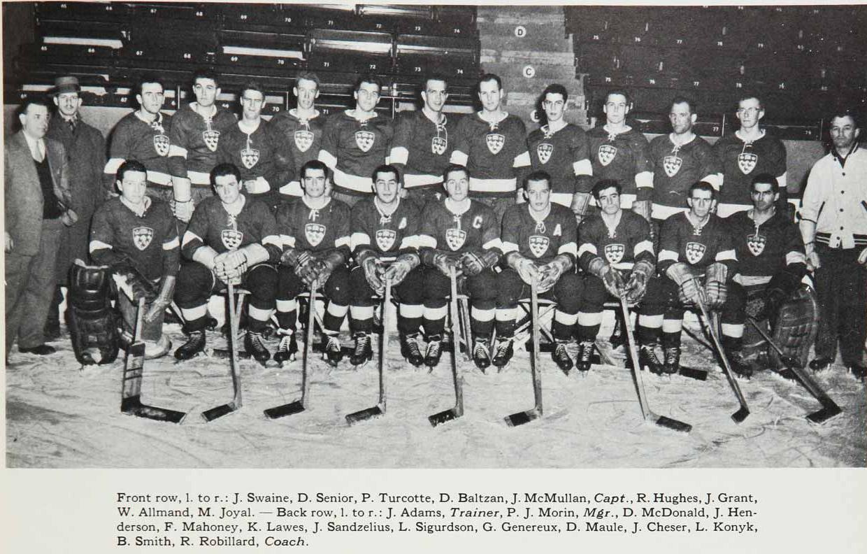1956-57 QOAA Season