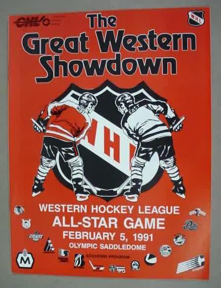 1990–91 WHL season